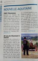 Article de Presse dans l'Estafette 03/2019